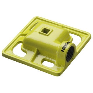 Nelson 50951 Square Spray Iron Stationary Sprinkler