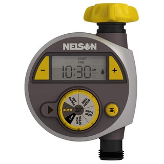 Nelson 56607 Large Timer With LCD Screen