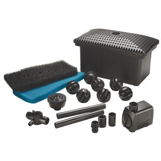 Pond Boss FM002P Filter Kit With Pump