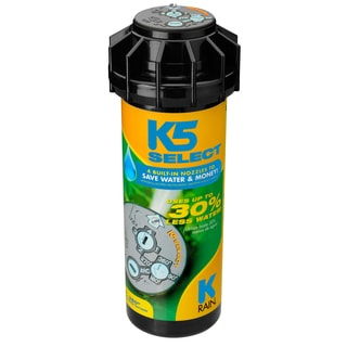 K Rain 61031 3/4-inch Square Foot Gear Drive Sprinkler