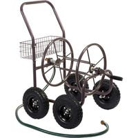 Liberty Garden 871 Four Wheel Puch Hose Cart