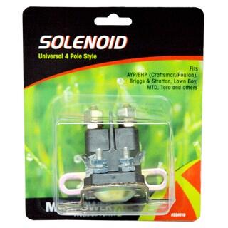 Maxpower 334019 Universal 4 Pole Solenoid