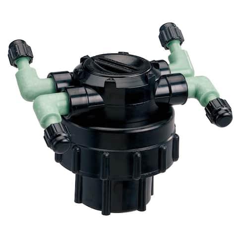 Orbit 67005 Quad Adjustable Manifold