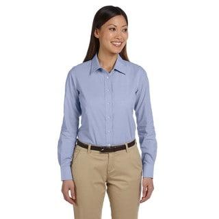 Women's Chambray Light Blue Shirt