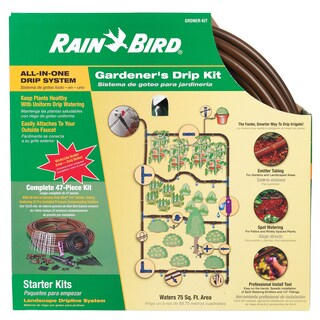 Rain Bird GARDNERKIT Gardener-feets Kit