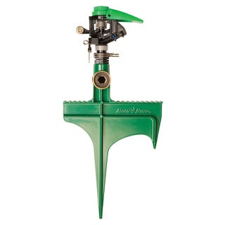 Rain Bird P5RLSP Plastic Impact Sprinkler On Hose End Spike