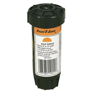 Rain Bird SP25H-25 2-1/2-inch Half Circle Sure Pop Pop Up Sprinklers