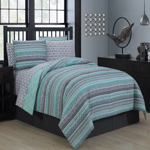 Avondale Manor Meridian 8-piece Bed in a Bag Set