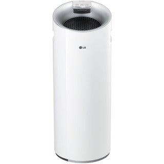 LG PuriCare Tower Smart Air Quality Sensor LoDecibel Operation 3-stage Filter Air Purifier