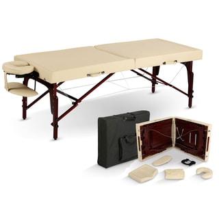 Ayurveda BodyChoice PU Leather/Foam Massage Table