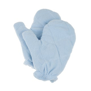 Link to Heat Therapy Gloves - Microwaveable Mittens with Natural Crab Apple Seed Filling Bluestone (One Pair) Similar Items in Pain Management