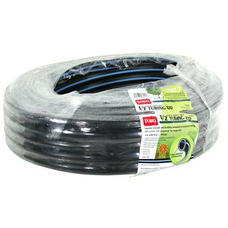 Toro 53605 100-feet Roll 1/2-inch Blue Stripe Drip Tubing