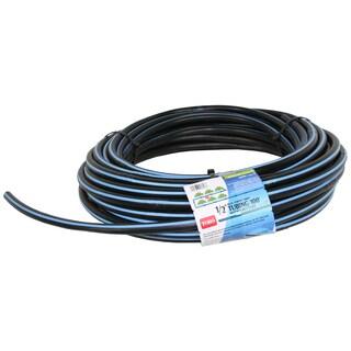 Toro 53618 100-feet Roll 1/2-inch Blue Stripe Drip Tubing With Emitters