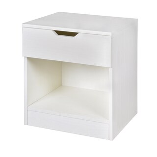 Clay Alder Home Gold Brooke Single-drawer Nightstand