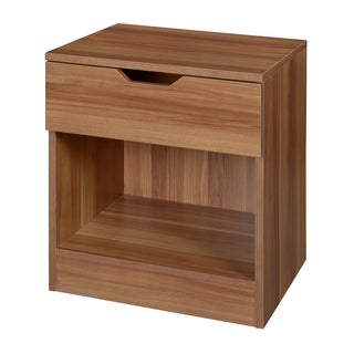 Niche Mod Single Drawer Night Stand