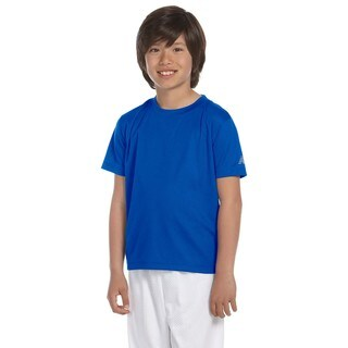 New Balance Ndurance Boys' Royal Athletic T-shirt
