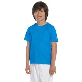 Ndurance Boys' Sapphire Athletic T-shirt