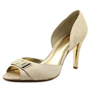 Alfani Women's 'Leora' Tan Faux Leather Dress Shoes