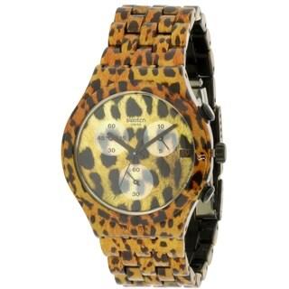 Swatch Men's YCB4027AG Orhanda Gold & Black Watch