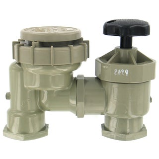 Toro L4010 1-inch Manual Anti Siphon Valve