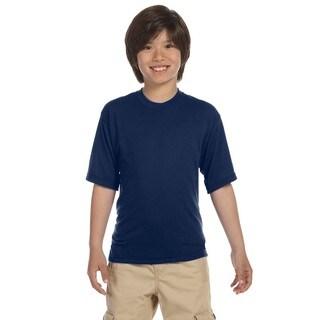 Jerzees Boys' J Navy Sport T-shirt