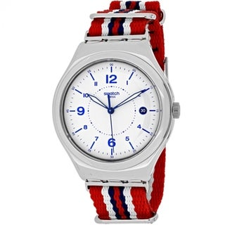 Swatch Men's YWS407 Irony Big White Watch