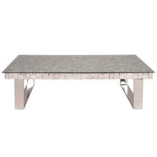Ramona Coffee Table, White Wash