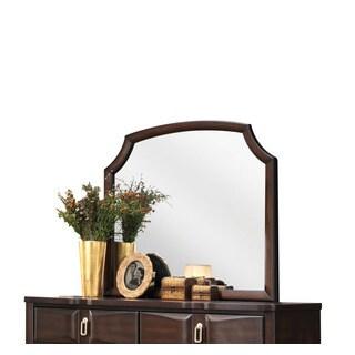 Lancaster Espresso Mirror