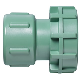 Orbit 57193 1-inch Green Female Swivel Adapter