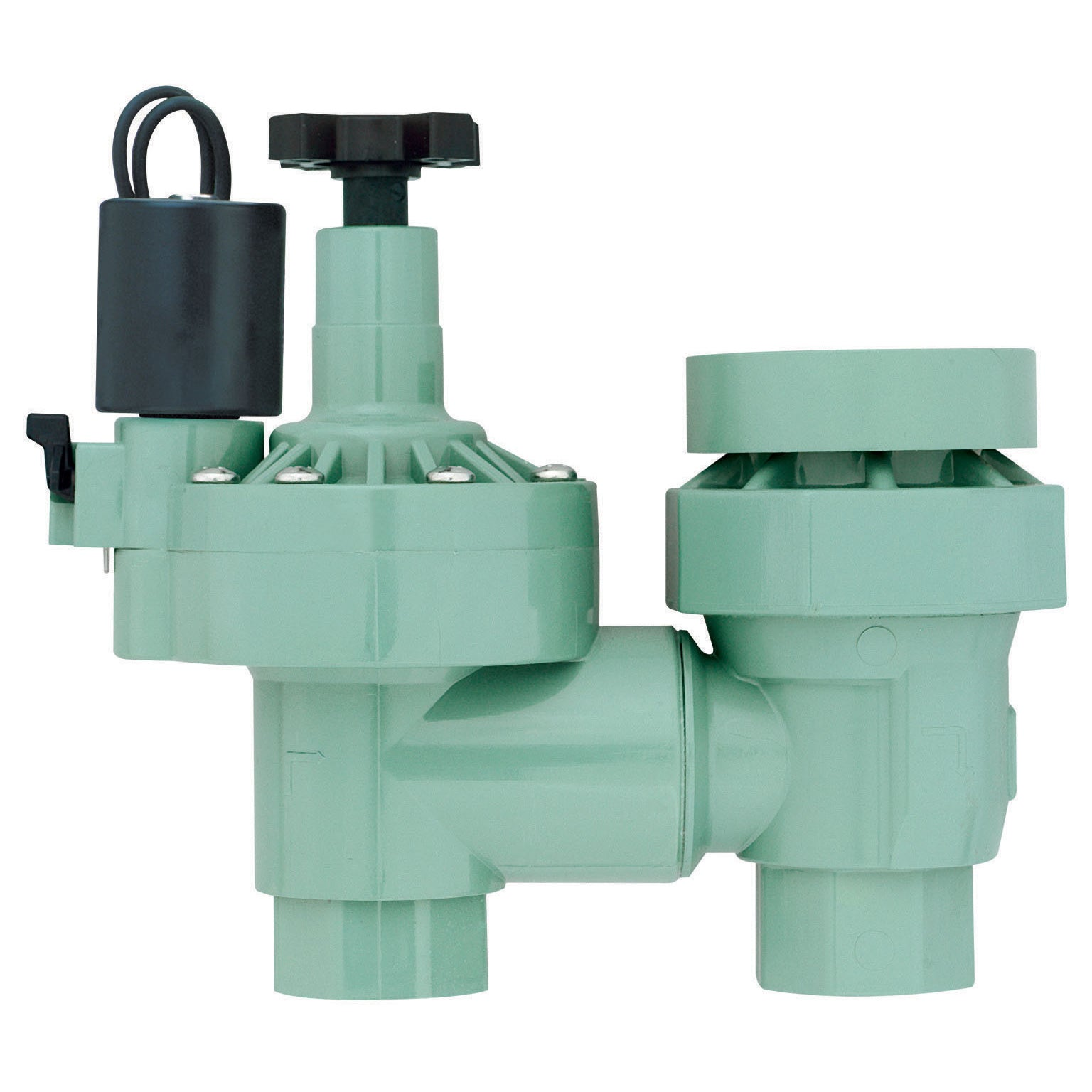 Orbit 57624 1-inch Electric Anti-Siphon Valve (Sprinkler ...