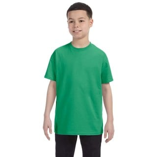 Kelly Green Heavyweight Blend Boys' T-shirt