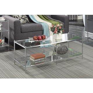 Exceptionnel Clay Alder Home Logan Glass Coffee Table