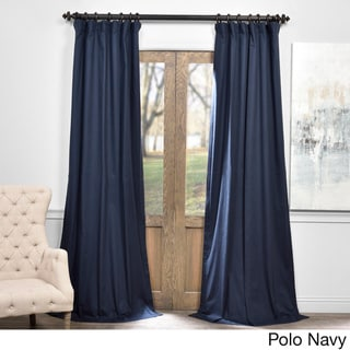 Blue 96 Inches Curtains Amp Drapes Shop The Best Deals