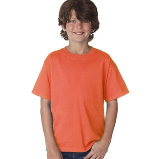 Link to Fruit of the Loom Boys Coral Cotton T-shirt Similar Items in Boys' Clothing