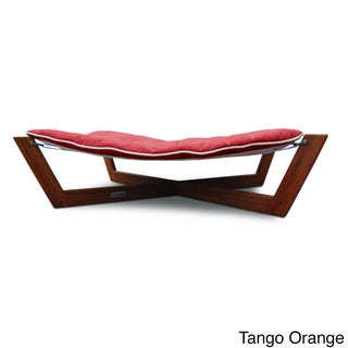 Bamboo Cross Dog/Cat Bed Hammock