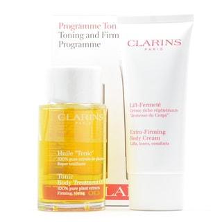 Clarins Toning and Firming 2-piece Programme Set