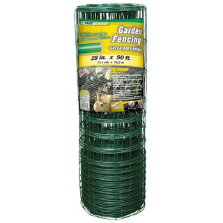 MAT 308376B 28 inches x 50 feet Garden Fencing