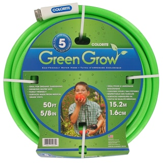 Swan Hose ELGG58050 5/8 inches x 50 feet Element Green & Grow Water Hose