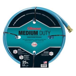Gilmour 15058025 5/8 inches x 25 feet 4 Ply Medium Duty Garden Hose