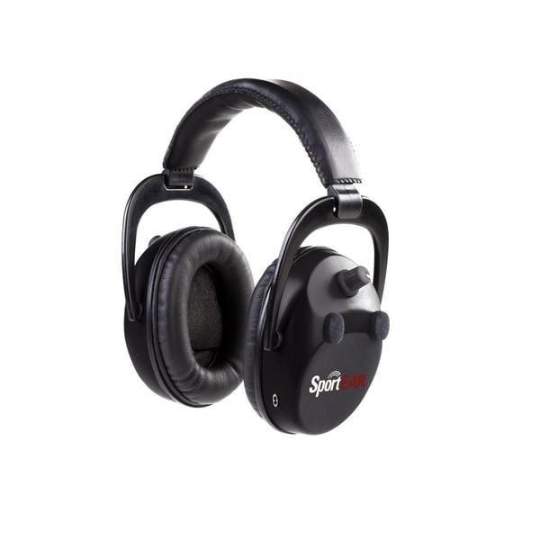Sport Ear XT4 Black NRR 25dB Electronic Ear Muffs