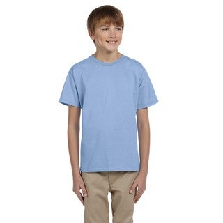 Comfortblend Boys' Ecosmart Light Blue Crewneck T-Shirt