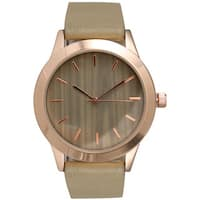 Olivia Pratt Women's Classic Smooth Watch