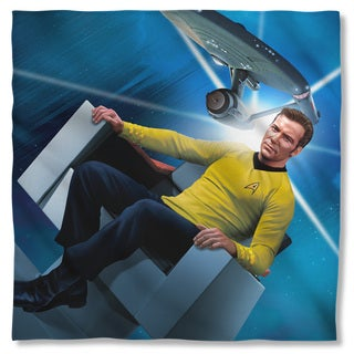 Star Trek/Captains Chair Polyester Bandana