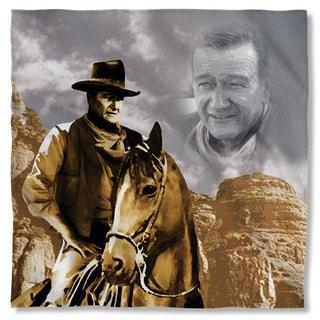 John Wayne/Ride Em Cowboy Polyester Bandana