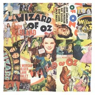 Wizard Of Oz/Collage Polyester Bandana