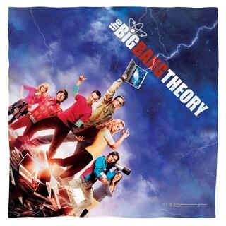 Big Bang Theory/Poster Polyester Bandana