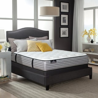 Kingsdown Passions Imagination Perfect Luxury Firm Full XL-size Mattress Set