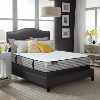 Kingsdown Passions Imagination 12 inch Luxury Firm Full XL-size Mattress Set