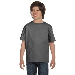 Beefy-T Boys' Smoke Grey T-shirt