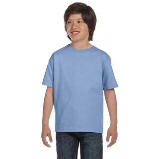 Beefy-T Boys' Light Blue T-shirt